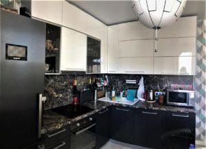 замена фасадов на кухне